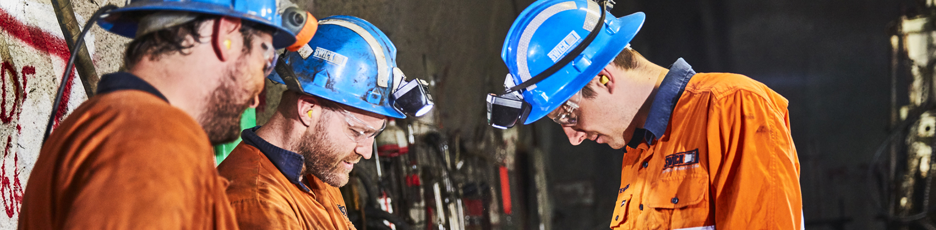 Becoming a driller – Swick Mining Services